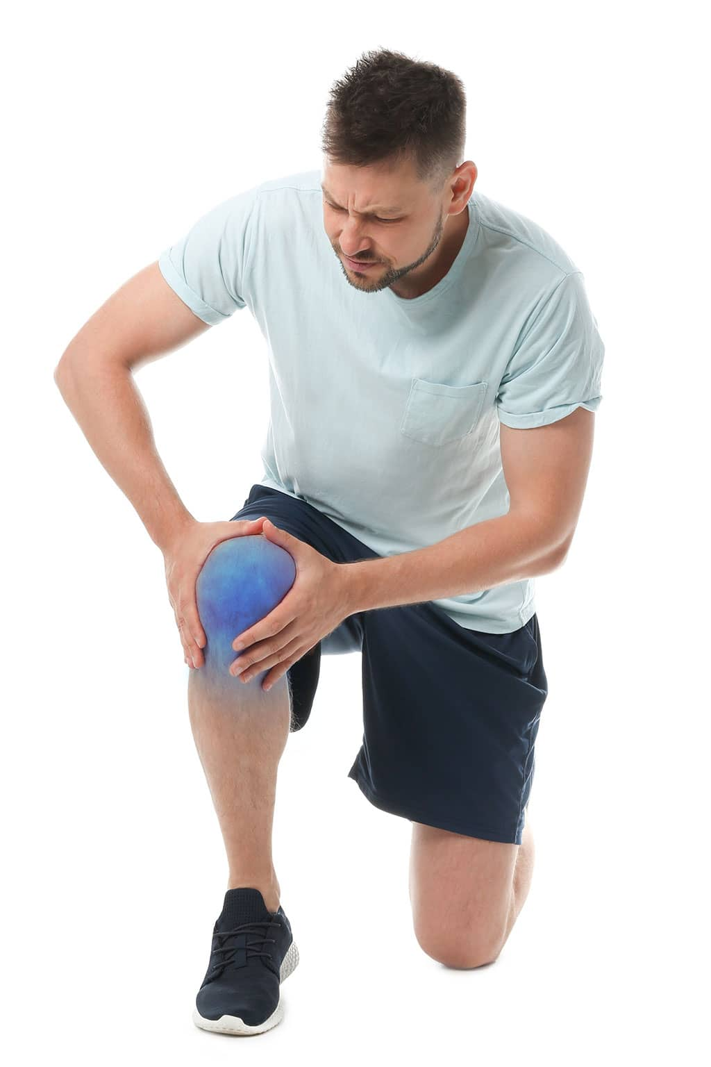 Pain Point on Knee