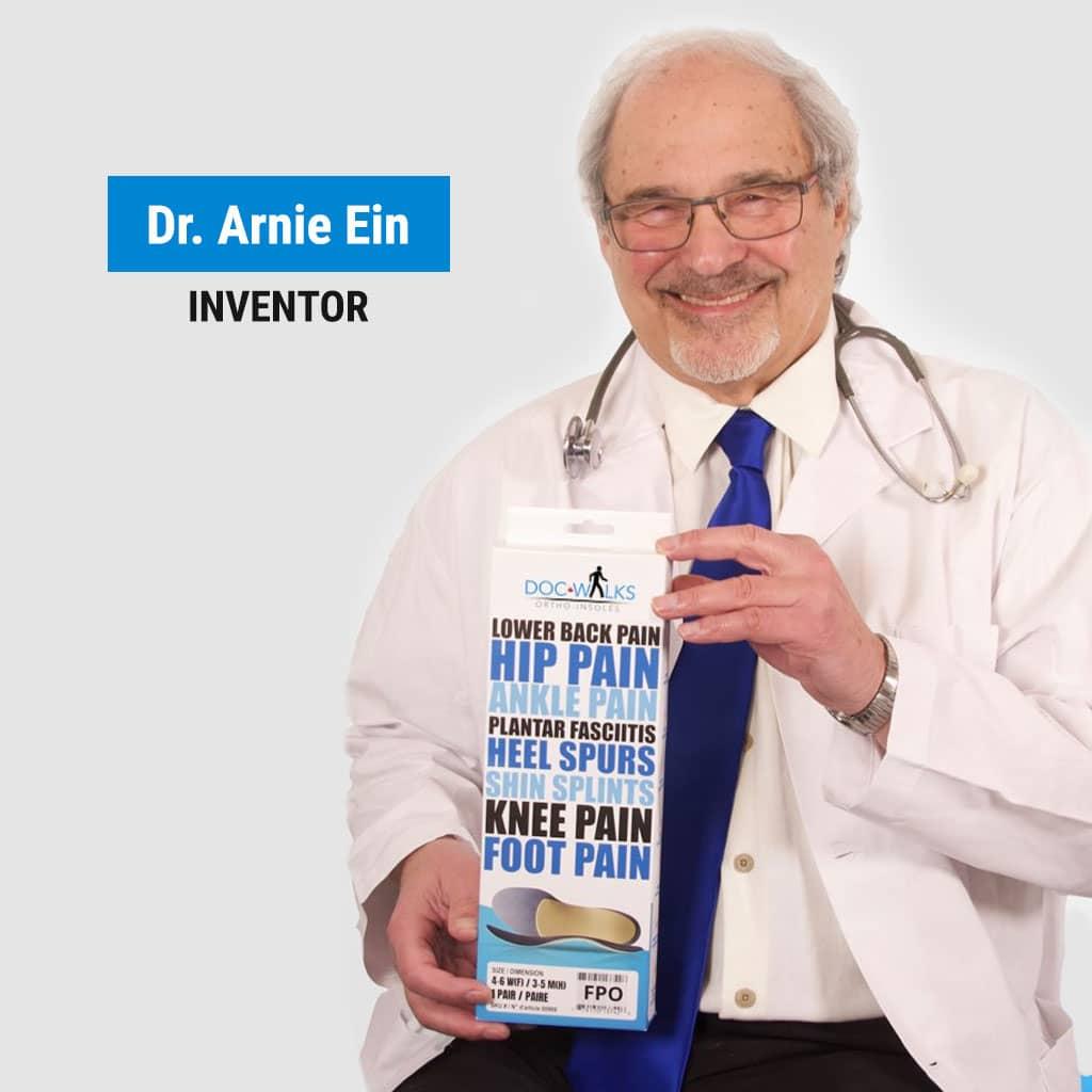 Dr. Arnie Ein - Inventor